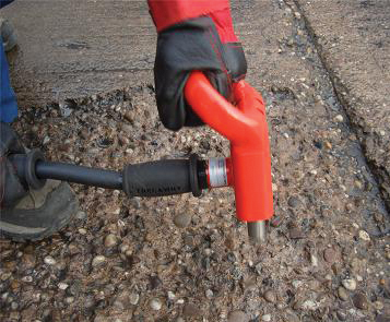 Pneumatic Hand Held Construction Scabbling Hammers On Cs